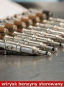 Bezpośredni wtrysk benzyny sterowany elektronicznie