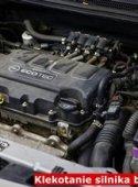 Klekotanie silnika benzynowego