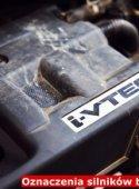 Oznaczenia silników benzynowych