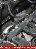 Spadek mocy silnika benzynowego – przyczyny