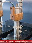 Co sprawdza tester wtryskiwaczy benzynowych?