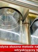 Jedyna słuszna metoda na czyszczenie wtryskiwaczy benzynowych