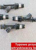 Typowe przyczyny awarii wtryskiwaczy benzynowych