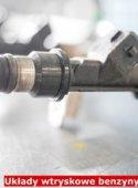 Układy wtryskowe benzyny - klasyfikacja