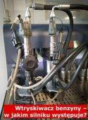 Wtryskiwacz benzyny – w jakim silniku występuje?