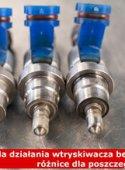 Zasada działania wtryskiwacza benzynowego – różnice dla poszczególnych typów