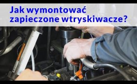 Film informacyjny - Jak wymontować zapieczone wtryskiwacze