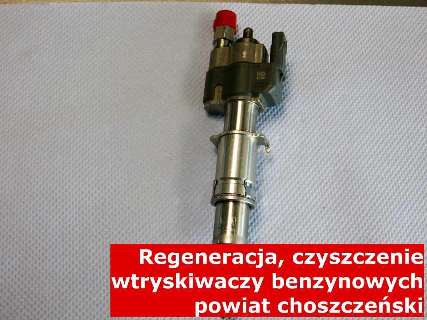 Wtryskiwacz po czyszczeniu, zregenerowany przy pomocy odpowiedniego sprzętu • powiat choszczeński