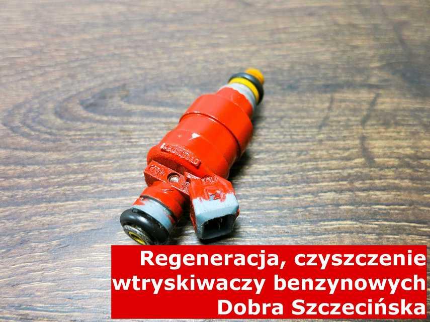 Wtrysk benzyny z Dobrej Szczecińskiej po regeneracji, naprawiony przy pomocy nowoczesnego sprzętu