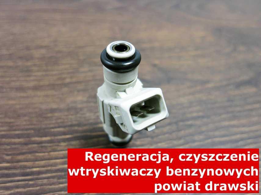 Wtrysk piezoelektryczny po naprawie, zregenerowany przy pomocy nowoczesnej maszyny • powiat drawski