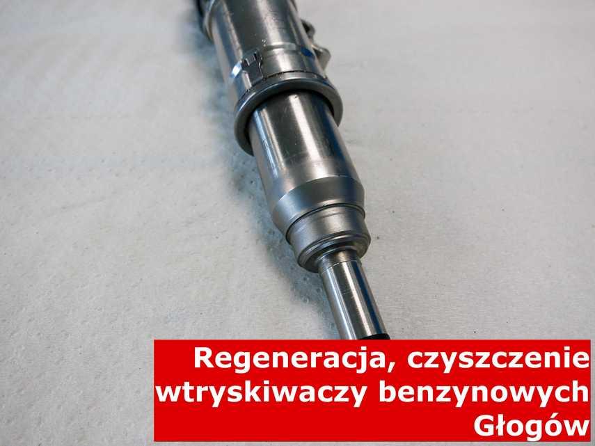 Wtryskiwacz piezoelektryczny w Głogowie w zakładzie regeneracji, po przywróceniu sprawności na odpowiedniej maszynie