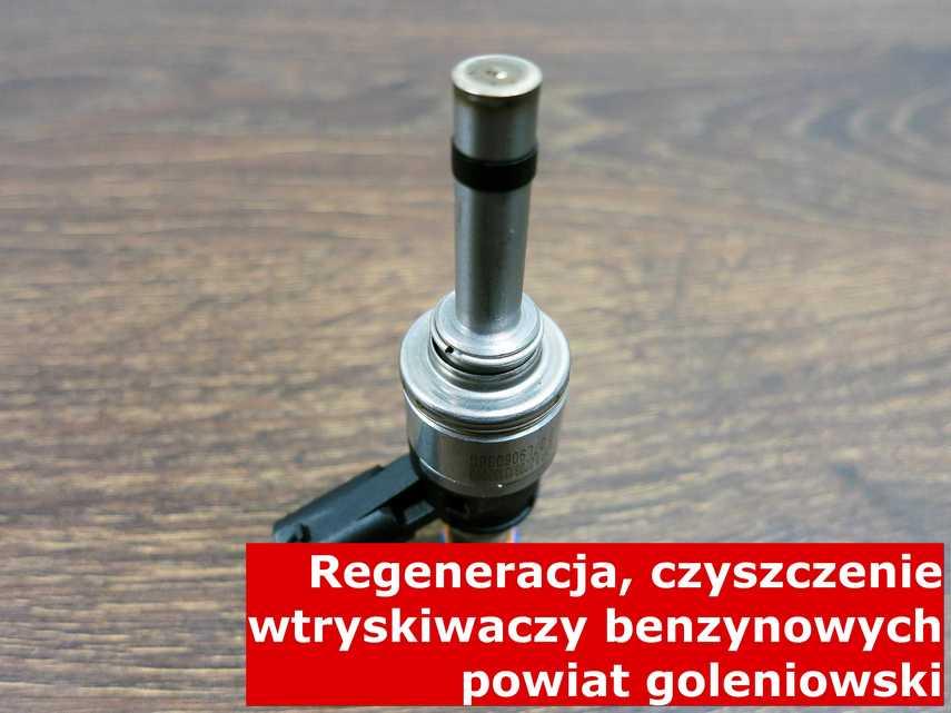 Wtrysk piezoelektryczny w laboratorium, zregenerowany na odpowiednim sprzęcie • powiat goleniowski