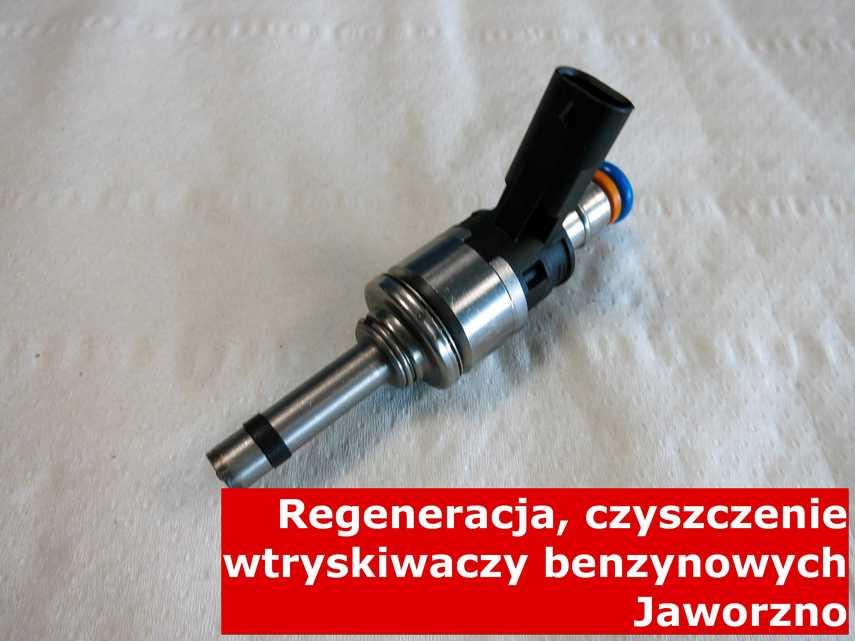 Wtrysk wtrysku bezpośredniego w Jaworznie po regeneracji, zregenerowany na specjalnej maszynie