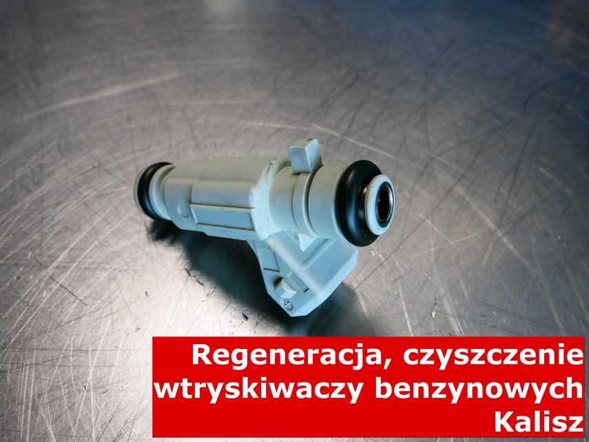 Wtryskiwacz wtrysku pośredniego w Kaliszu w pracowni, zregenerowany przy pomocy odpowiedniej maszyny