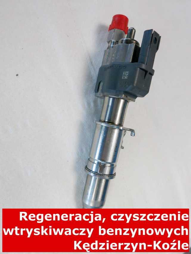 Wtryskiwacz wielopunktowy w Kędzierzynie-Koźlu po regeneracji, zrewitalizowany przy pomocy specjalnego sprzętu