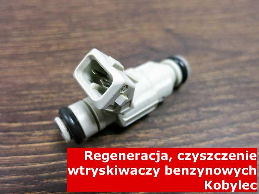 Wtrysk wielopunktowy z Kobylca w pracowni regeneracji, zregenerowany przy pomocy nowoczesnej maszyny