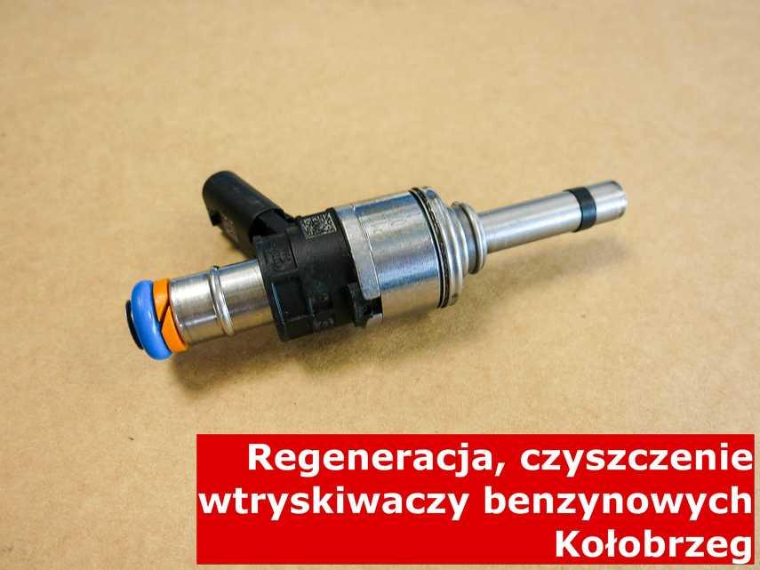 Wtryskiwacz bezpośredni wielopunktowy w Kołobrzegu po regeneracji, zregenerowany przy pomocy specjalnej maszyny