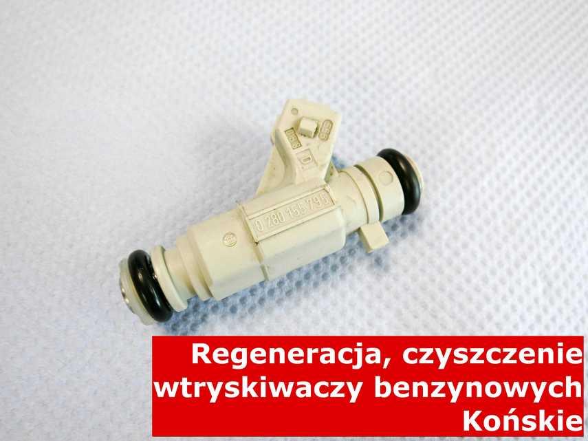 Wtryskiwacz wtrysku pośredniego w Końskich po regeneracji, zregenerowany na odpowiedniej maszynie