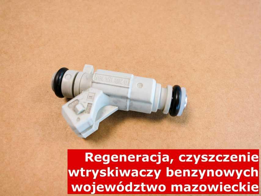 Wtrysk piezoelektryczny w województwie mazowieckim w pracowni, testowany na odpowiedniej maszynie