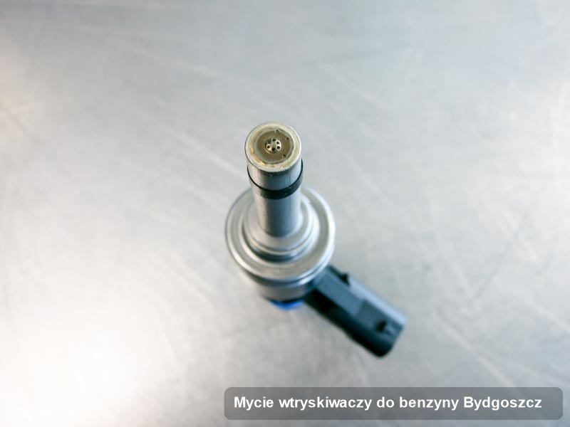 Wtrysk benzyny wyremontowany na specjalnej aparaturze pomiarowej po wykonaniu serwisu mycie wtryskiwaczy do benzyny w dostępnym warsztacie w mieście Bydgoszcz