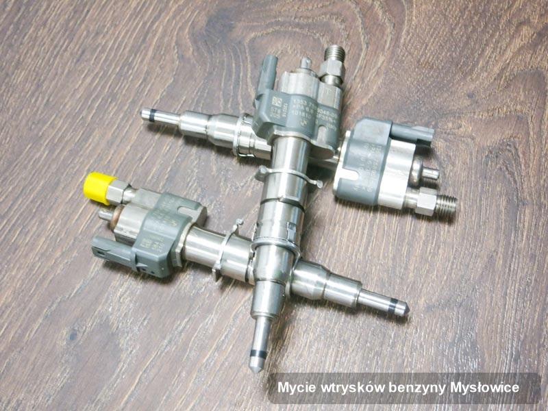 Wtrysk naprawiony na dedykowanej aparaturze pomiarowej po wykonaniu zlecenia mycie wtrysków benzyny w dostępnej pracowni w mieście Mysłowice
