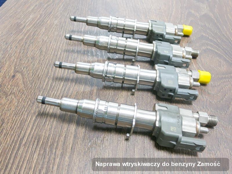 Wtrysk do benzyny zregenerowany poprzez czyszczenie na specjalnej aparaturze pomiarowej po wdrożeniu serwisu naprawa wtryskiwaczy do benzyny w dostępnym warsztacie z Zamościa