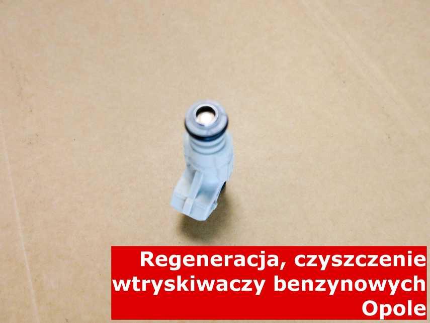 Wtrysk piezoelektryczny z Opola po regeneracji, po przywróceniu sprawności przy pomocy odpowiedniej maszyny