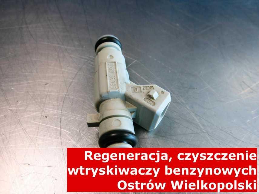 Wtrysk bezpośredni wielopunktowy w Ostrowie Wielkopolskim w pracowni, zrewitalizowany przy pomocy nowoczesnej maszyny