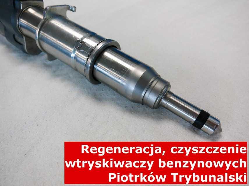 Wtrysk bezpośredni wielopunktowy w Piotrkowie Trybunalskim na stole, zrewitalizowany na nowoczesnym sprzęcie