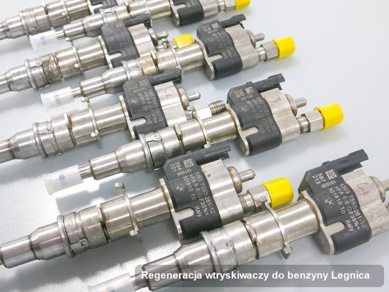 Wtrysk do benzyny zdiagnozowany na odpowiedniej stacji diagnostycznej po wykonaniu serwisu regeneracja wtryskiwaczy do benzyny w wybranym z warsztatów w Legnicy