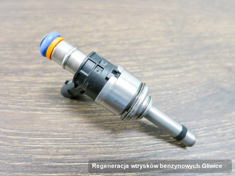 Wtrysk benzyny zdiagnozowany na profesjonalnej aparaturze pomiarowej po przeprowadzeniu zlecenia regeneracja wtrysków benzynowych w jednej z firm z Gliwic