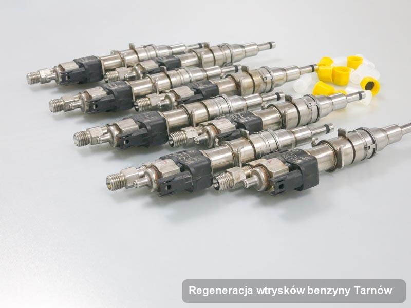 Wtrysk oczyszczony na odpowiedniej stacji diagnostycznej po wykonaniu serwisu regeneracja wtrysków benzyny w wybranej pracowni z Tarnowa