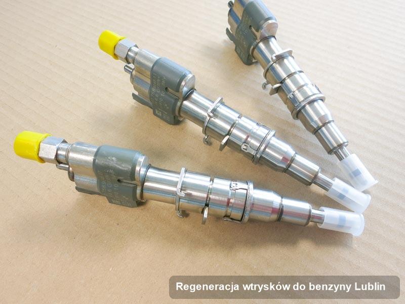 Wtrysk benzyny oczyszczony na odpowiedniej stacji probierczej po wdrożeniu zlecenia regeneracja wtrysków do benzyny w dostępnej pracowni w Lublinie