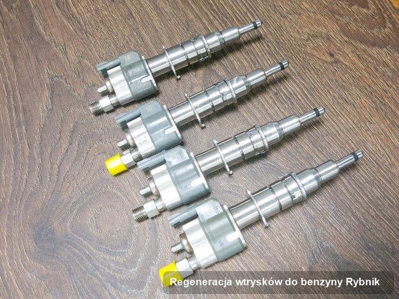 Wtrysk zdiagnozowany na specjalistycznej aparaturze pomiarowej po wdrożeniu serwisu regeneracja wtrysków do benzyny w dostępnym warsztacie w Rybniku