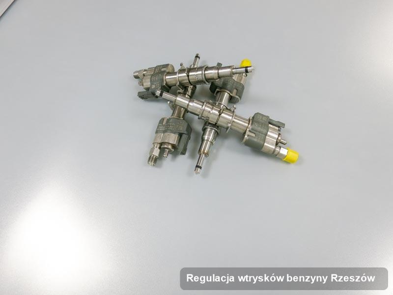 Wtrysk benzyny zdiagnozowany na odpowiedniej stacji diagnostycznej po wdrożeniu serwisu regulacja wtrysków benzyny w wybranym z warsztatów w mieście Rzeszów