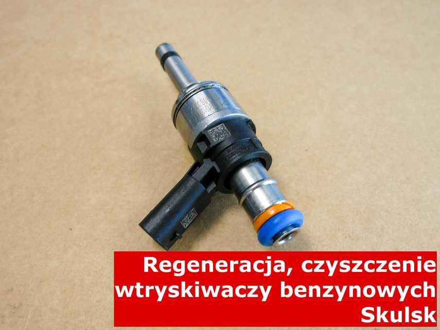 Wtrysk pośredni jednopunktowy z Skulska po regeneracji, zrewitalizowany na specjalnej maszynie