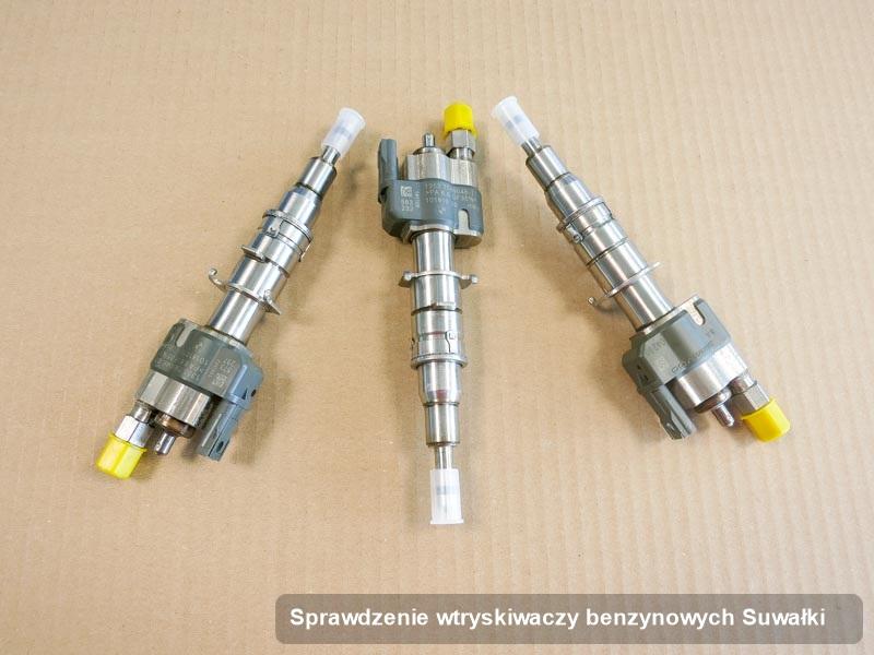 Wtryskiwacz naprawiony na specjalistycznej aparaturze pomiarowej po wdrożeniu zlecenia sprawdzenie wtryskiwaczy benzynowych w dostępnym warsztacie w mieście Suwałki
