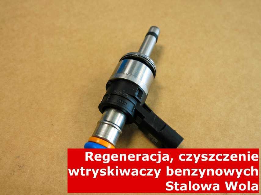 Wtrysk benzyny z Stalowej Woli w zakładzie regeneracji, zrewitalizowany przy pomocy specjalnego sprzętu