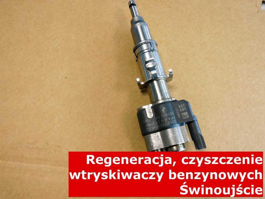 Wtrysk bezpośredni wielopunktowy w laboratorium, zrewitalizowany przy pomocy nowoczesnego sprzętu • powiat świnoujście