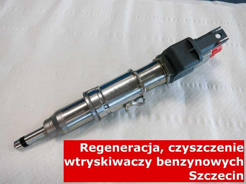 Wtrysk jednopunktowy w Szczecinie po regeneracji, testowany na nowoczesnym sprzęcie