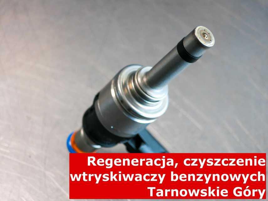 Wtryskiwacz pośredni wielopunktowy z Tarnowskich Gór po czyszczeniu, zregenerowany przy pomocy nowoczesnej maszyny