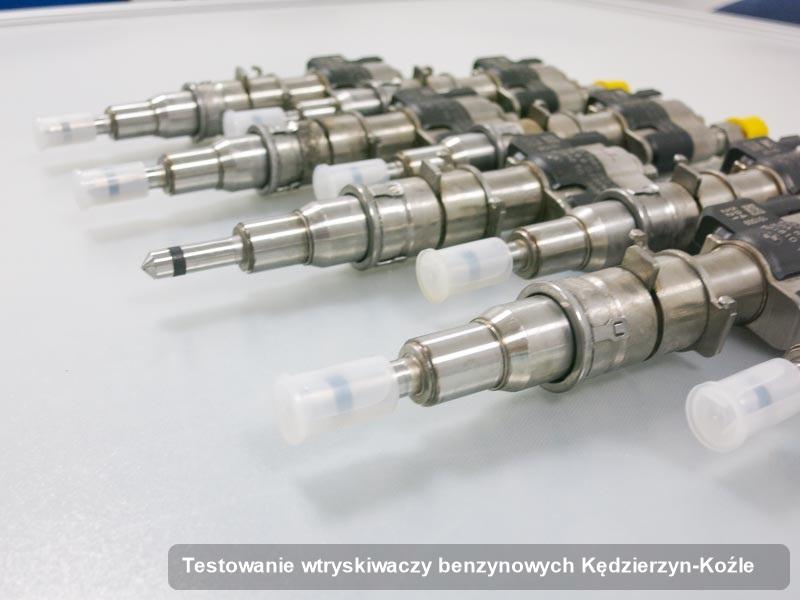 Wtrysk do benzyny zdiagnozowany na profesjonalnej stacji diagnostycznej po wdrożeniu serwisu testowanie wtryskiwaczy benzynowych w wybranej z firm w Kędzierzynie-Koźlu