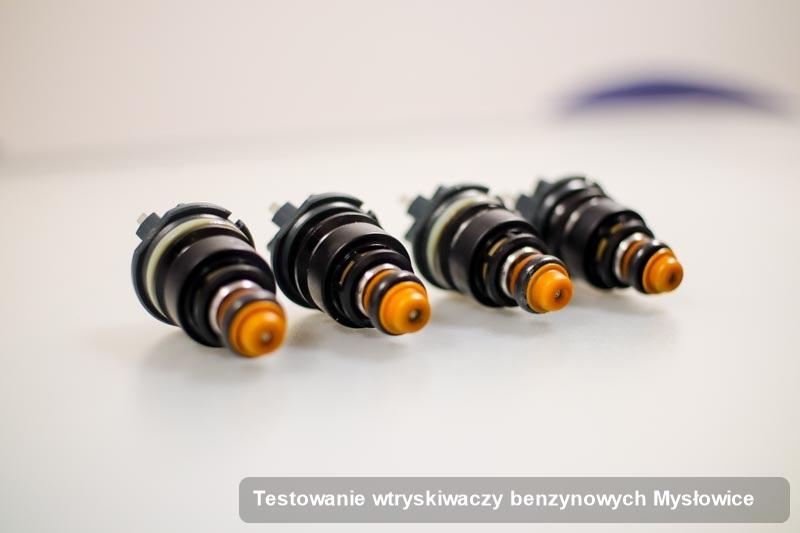 Wtrysk zdiagnozowany na odpowiedniej aparaturze pomiarowej po wykonaniu usługi testowanie wtryskiwaczy benzynowych w dostępnej firmie z Mysłowic