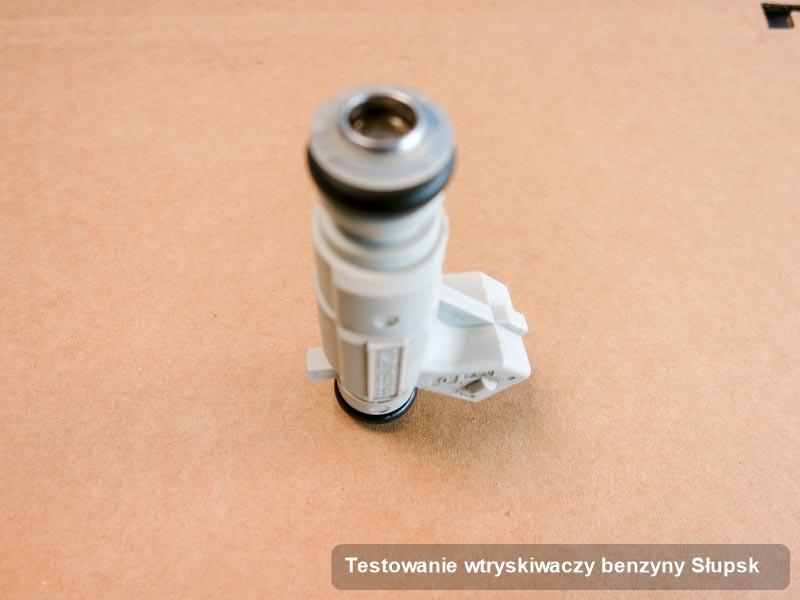 Wtryskiwacz benzyny oczyszczony na profesjonalnej stacji diagnostycznej po wdrożeniu serwisu testowanie wtryskiwaczy benzyny w dostępnym warsztacie w Słupsku