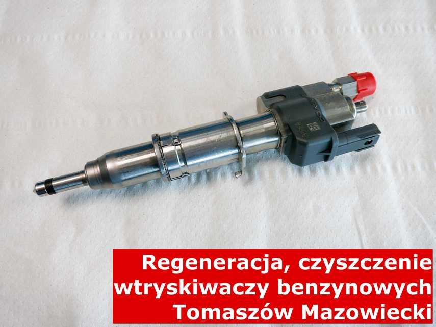 Wtrysk wtrysku pośredniego w Tomaszowie Mazowieckim po czyszczeniu, po przywróceniu sprawności na odpowiednim sprzęcie