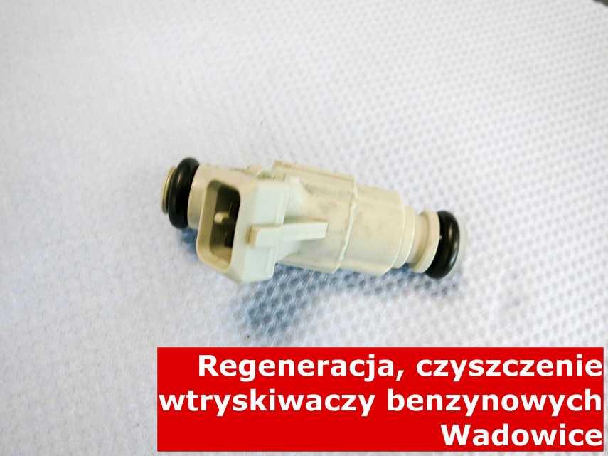 Wtrysk bezpośredni wielopunktowy w Wadowicach w zakładzie regeneracji, zregenerowany na specjalnej maszynie