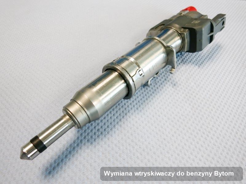 Wtrysk do benzyny zdiagnozowany na dedykowanej stacji probierczej po przeprowadzeniu zlecenia wymiana wtryskiwaczy do benzyny w wybranej pracowni z Bytomia