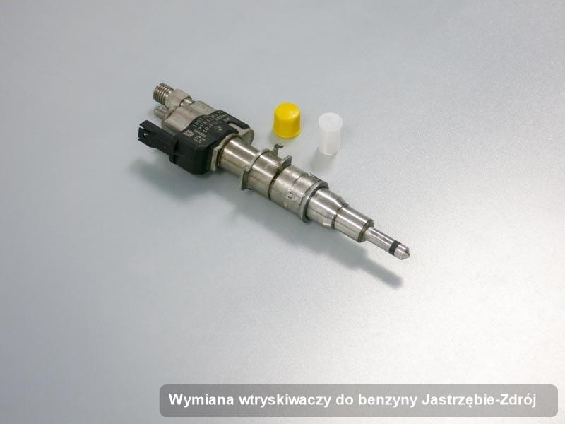 Wtrysk do benzyny zdiagnozowany na specjalistycznej maszynie po zrealizowaniu zlecenia wymiana wtryskiwaczy do benzyny w jednej z firm z Jastrzębia-Zdroju