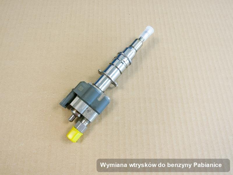 Wtrysk benzyny zregenerowany poprzez czyszczenie na specjalistycznej aparaturze pomiarowej po wykonaniu serwisu wymiana wtrysków do benzyny w dostępnym warsztacie w Pabianicach