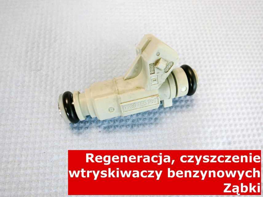 Wtryskiwacz bezpośredni wielopunktowy w Ząbkach po regeneracji, naprawiony przy pomocy specjalnego sprzętu